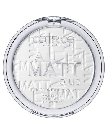 CATRICE POLVOS MATIFICANTES ALL MATT PLUS 001 UNIVERSAL 10G