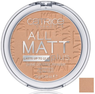 CATRICE POLVOS MATIFICANTES ALL MATT PLUS 030 WARM BEIGE 10G