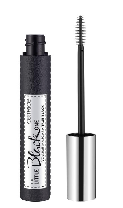 CATRICE MASCARA THE LITTLE BLACK ONE VOLUME TRUE BLACK