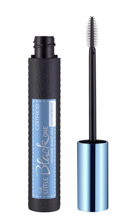CATRICE MASCARA THE LITTLE BLACK ONE VOLUME WATERPROOF