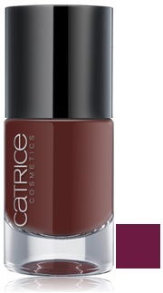 CATRICE ULTIMATE NAIL LACQUER ESMALTE DE UÑAS 93 RED MIDNIGHT MYSTERY 10 ML
