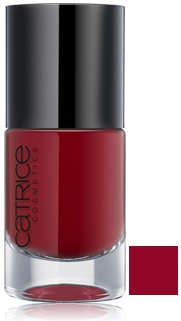 CATRICE ULTIMATE NAIL LACQUER ESMALTE DE UÑAS 17 CAUGHT ON THE RED CARPET 10 ML