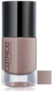 CATRICE ULTIMATE NAIL LACQUER ESMALTE DE UÑAS 61 GREIGE! THE NEW BEIGE 10 ML