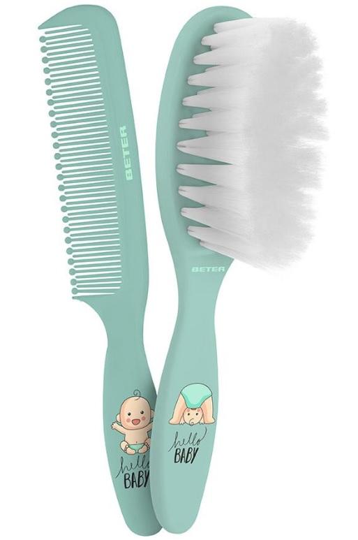 Peines y cepillos para bebes