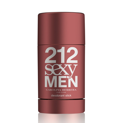 CAROLINA HERRERA 212 SEXY MEN DESODORANTE STICK 75 GR.