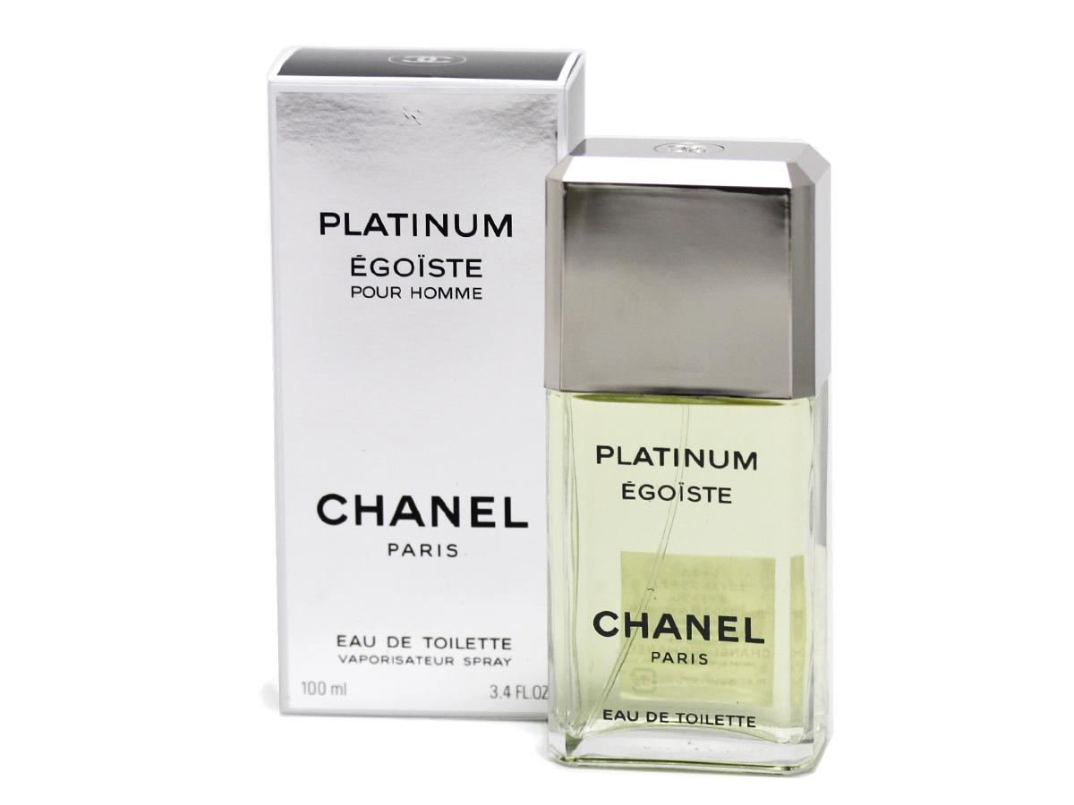 CHANEL EGOISTE PLATINUM EDT 100 ML