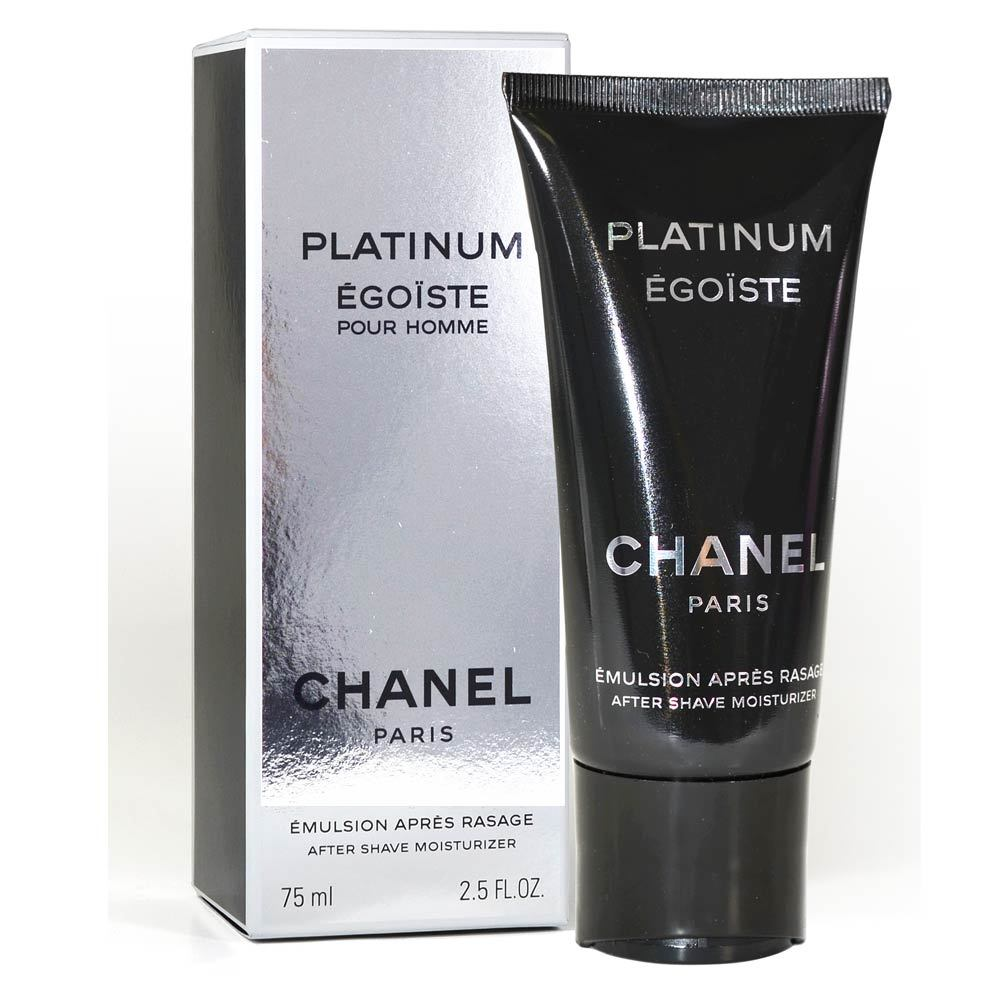 CHANEL EGOISTE PLATINUM AFTER SHAVE BALM 75 ML