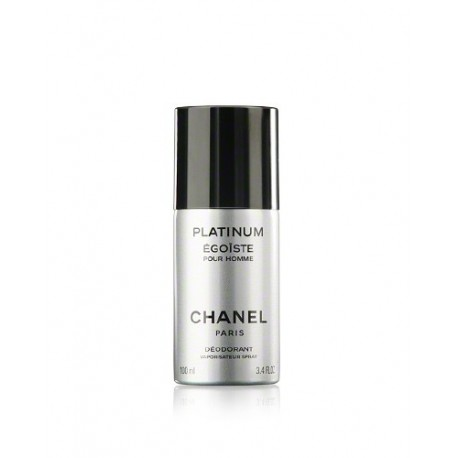 CHANEL EGOISTE PLATINUM DEO VAPO 100 ML