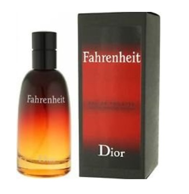 b160aa8c095 CHRISTIAN DIOR FAHRENHEIT EDT 100 ML. Sello de Garantía