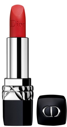 CHRISTIAN DIOR ROUGE DIOR 999 MATTE