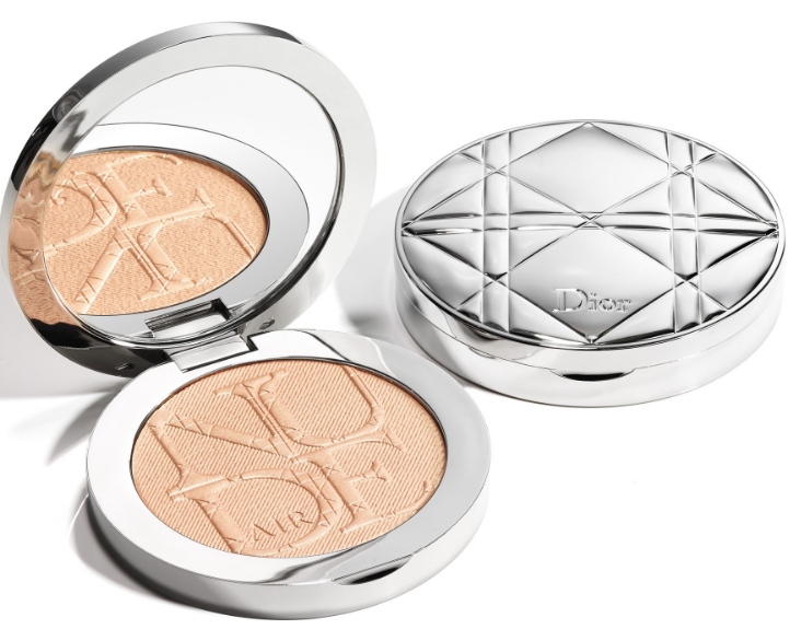 CHRISTIAN DIOR DIORSKIN NUDE AIR LUMINIZER POWDER 001
