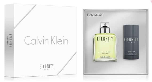 CK ETERNITY FOR MEN EDT 100 ML + DEO STICK 75 ML SET REGALO