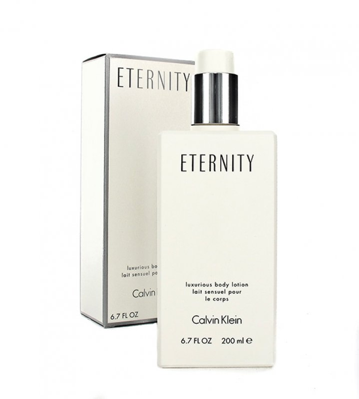 CK ETERNITY WOMAN BODY LOTION 200 ML