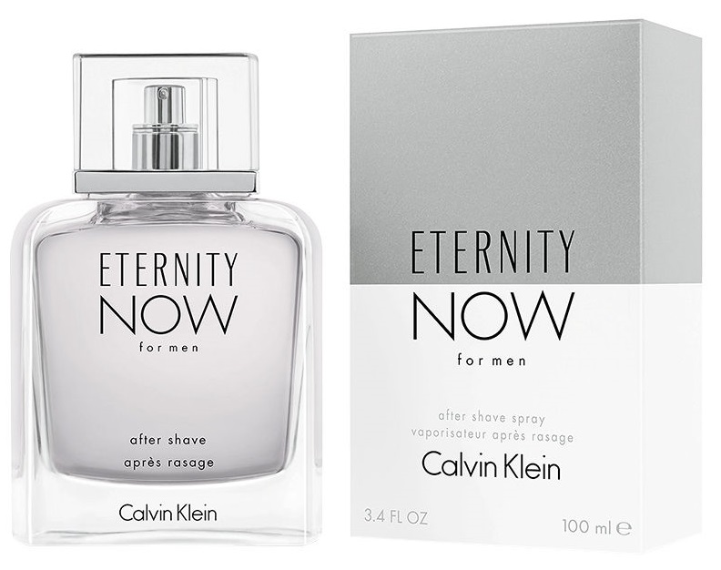 CK ETERNITY NOW FOR MEN AFTER SHAVE 100 ML