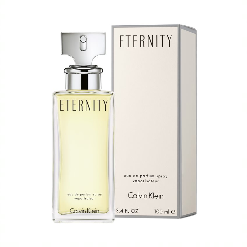 CALVIN KLEIN ETERNITY WOMAN EDP 100ML