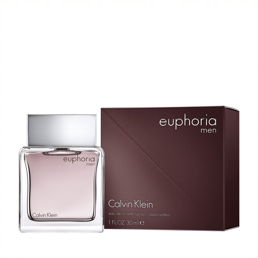 CK EUPHORIA MEN EDT 30 ML