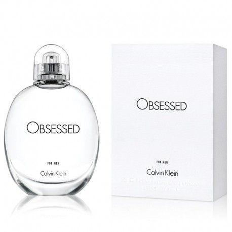 CALVIN KLEIN OBSESSED EDT 125 ML