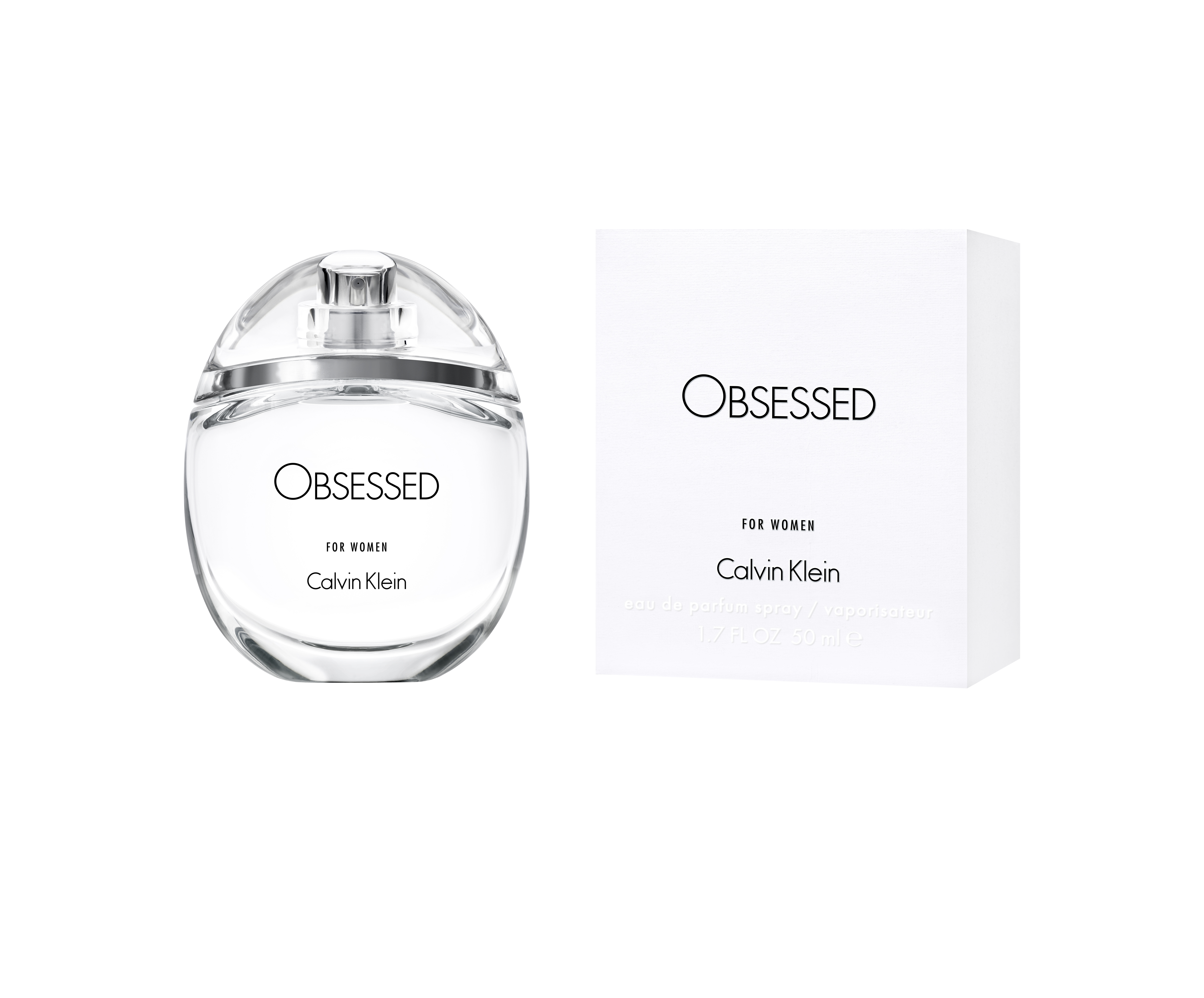 CALVIN KLEIN CK OBSESSED FOR HER EDP 50 ML