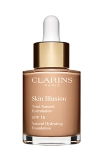 CLARINS SKIN ILLUSION SPF 15 TEINT NATUREL 108 30ML