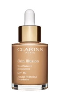 CLARINS SKIN ILLUSION SPF 15 TEINT NATUREL 110 30ML