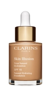 CLARINS SKIN ILLUSION SPF 15 TEINT NATUREL 111 30ML