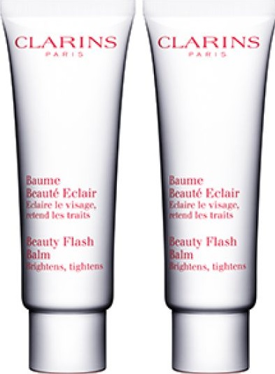 CLARINS BEAUTY FLASH BALM 50 ML DUO