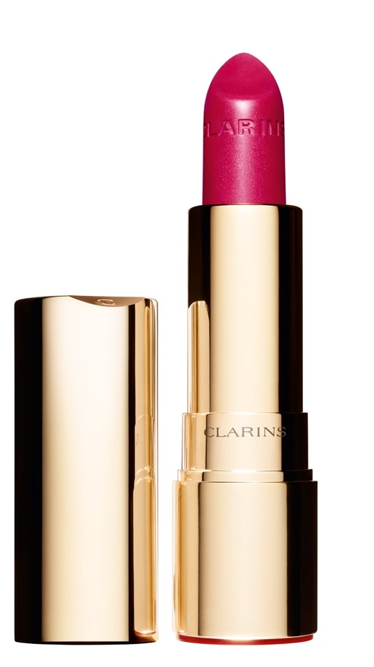 CLARINS JOLI ROUGE BRILLANT COLOR 713 HOT PINK