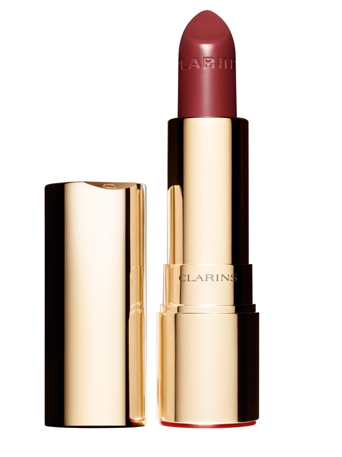 CLARINS JOLI ROUGE BRILLANT COLOR 737 SPICY CINNAMON