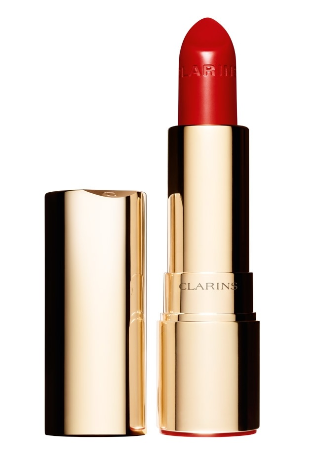 CLARINS JOLI ROUGE BRILLANT COLOR 743 MAGENTA RED