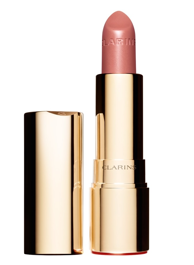 CLARINS JOLI ROUGE BRILLANT COLOR 745 IVORY PINK