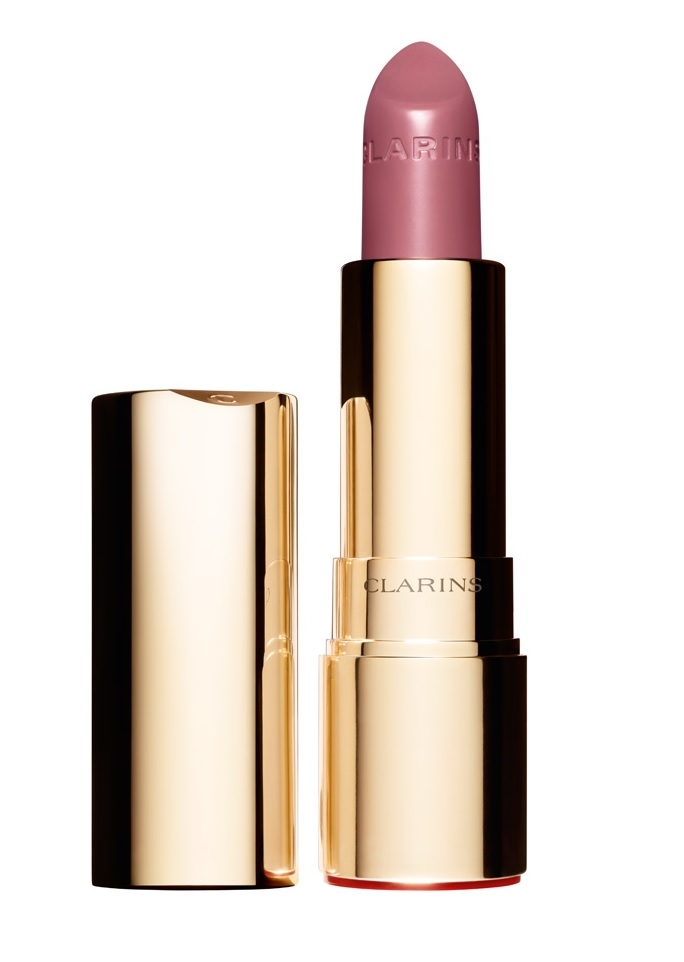 CLARINS JOLI ROUGE BRILLANT COLOR 750 CASHMERE ROSE