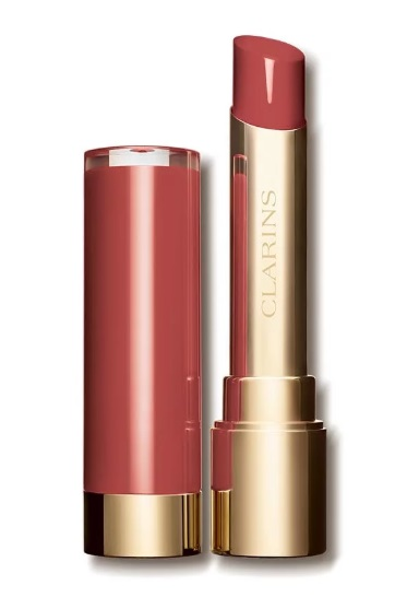 CLARINS JOLI ROUGE LACQUER 705 L SOFT BERRY