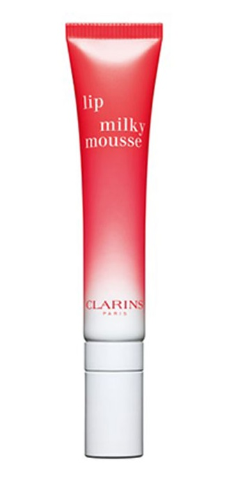 CLARINS LIP MILKY MOUSSE 01 MILKY STRAWBERRY 10 ML