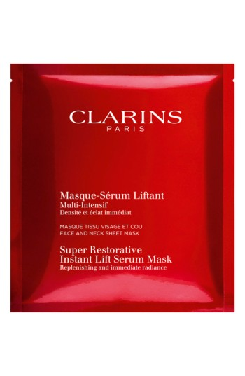 CLARINS MASQUE SERUM LIFTANT MULTI-INTENSIF 5 MASQUES