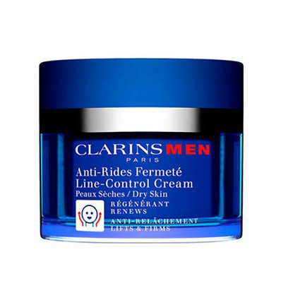 CLARINS MEN ANTI RIDES FERMETÉ ANTIARRUGAS FIRMEZA 50 ML.