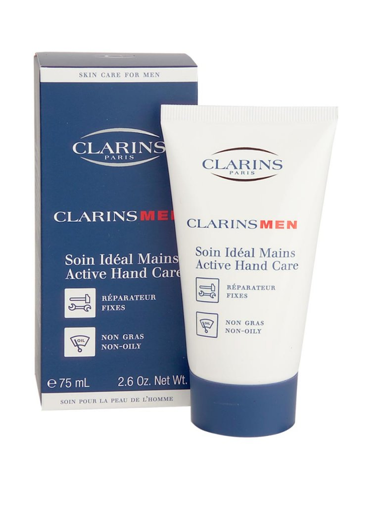 CLARINS MEN CREMA MANOS 75 ML