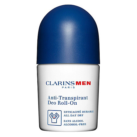 CLARINS MEN ROLL ON ANTIPERSPIRANT 50 ML