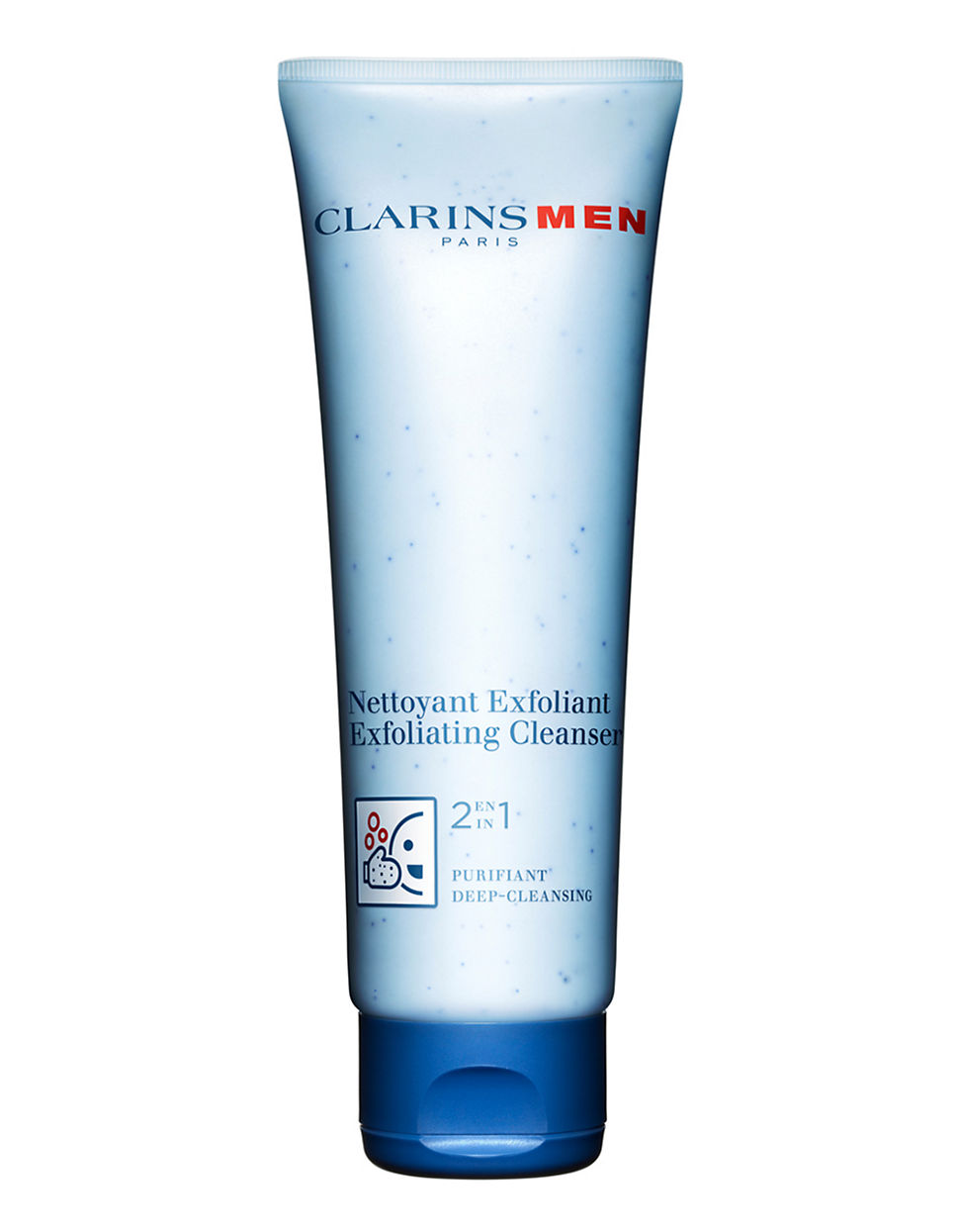 CLARINS MEN LIMPIADOR EXFOLIANTE 125 ML