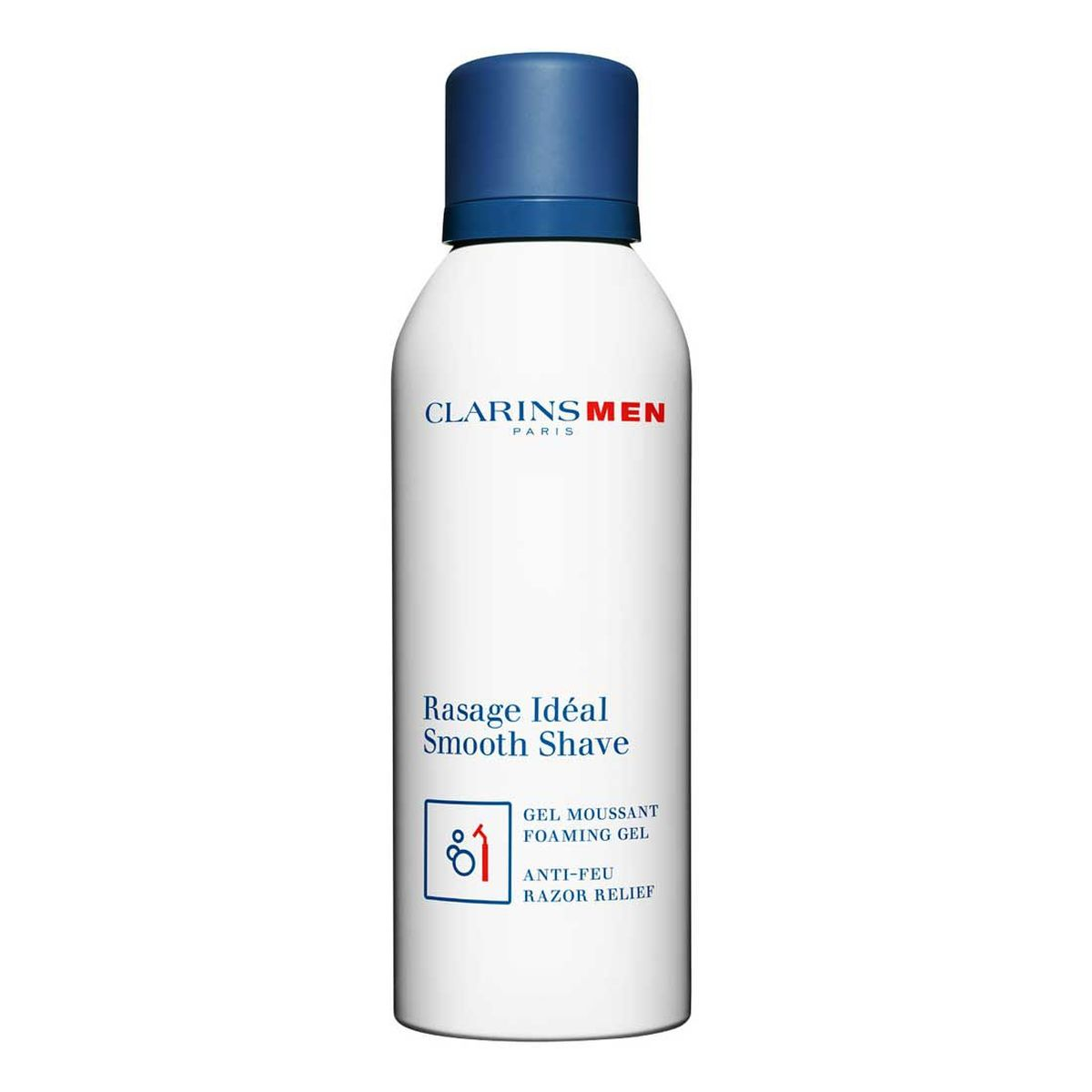 CLARINS MEN GEL SUAVE DE AFEITADO 150 ML