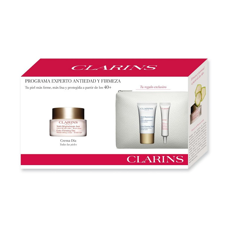 clarins extra firming day lotion multi regen rant jour. Black Bedroom Furniture Sets. Home Design Ideas