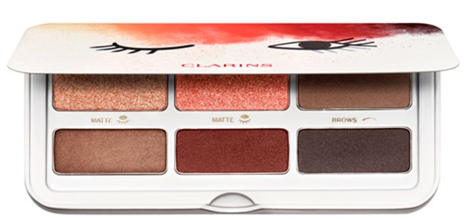 CLARINS PALETTE READY IN A FLASH 7,6gr