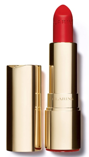 CLARINS JOLI ROUGE VELVET BARRA DE LABIOS MATE COLOR 761 SPICY CHILI