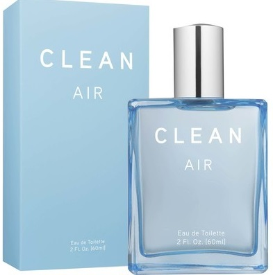 CLEAN AIR EDT 60 ML VAPO
