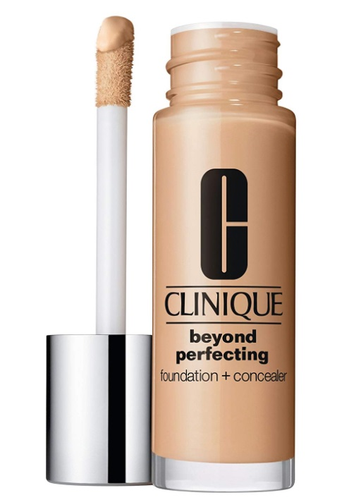CLINIQUE BEYOND PERFECTING FOUNDATION AND CONCEALER 6,5 BUTTERMILK 30 ML
