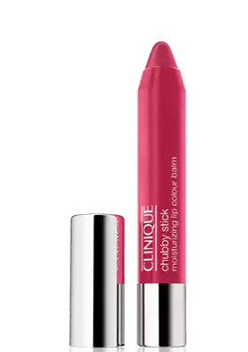 CLINIQUE CHUBBY STICK LIP BALM HIDRATANTE COLOR 014 CURVY CANDY
