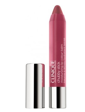 CLINIQUE CHUBBY STICK LIP BALM HIDRATANTE COLOR 015 PUDGY PEONY