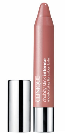 CLINIQUE CHUBBY INTENSE STICK LIP BALM HIDRATANTE COLOR 01 CURVIEST CARAMEL 3GR.