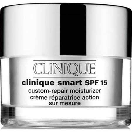 clinique smart spf15 custom repair moisturizer pieles mixtas 50 ml. Black Bedroom Furniture Sets. Home Design Ideas