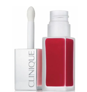 CLINIQUE POP LIQUID MATTE + ACONDICIONADOR FLAME