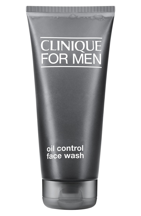 CLINIQUE MEN OIL CONTROL FACE WASH 200 ML